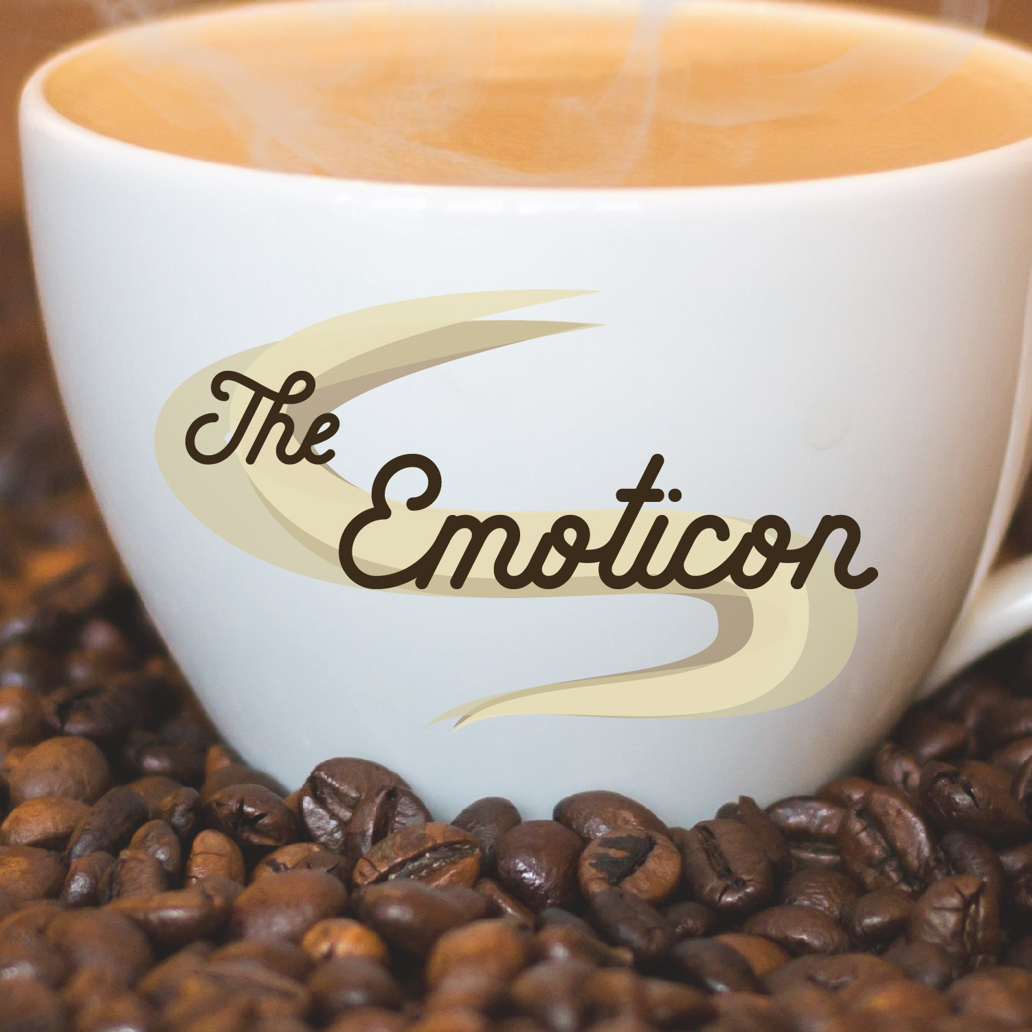 The Emoticon | Fictional Logo
