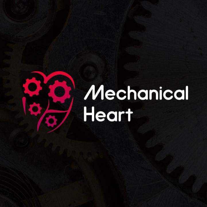 Mechanical Heart | Game Company Logo