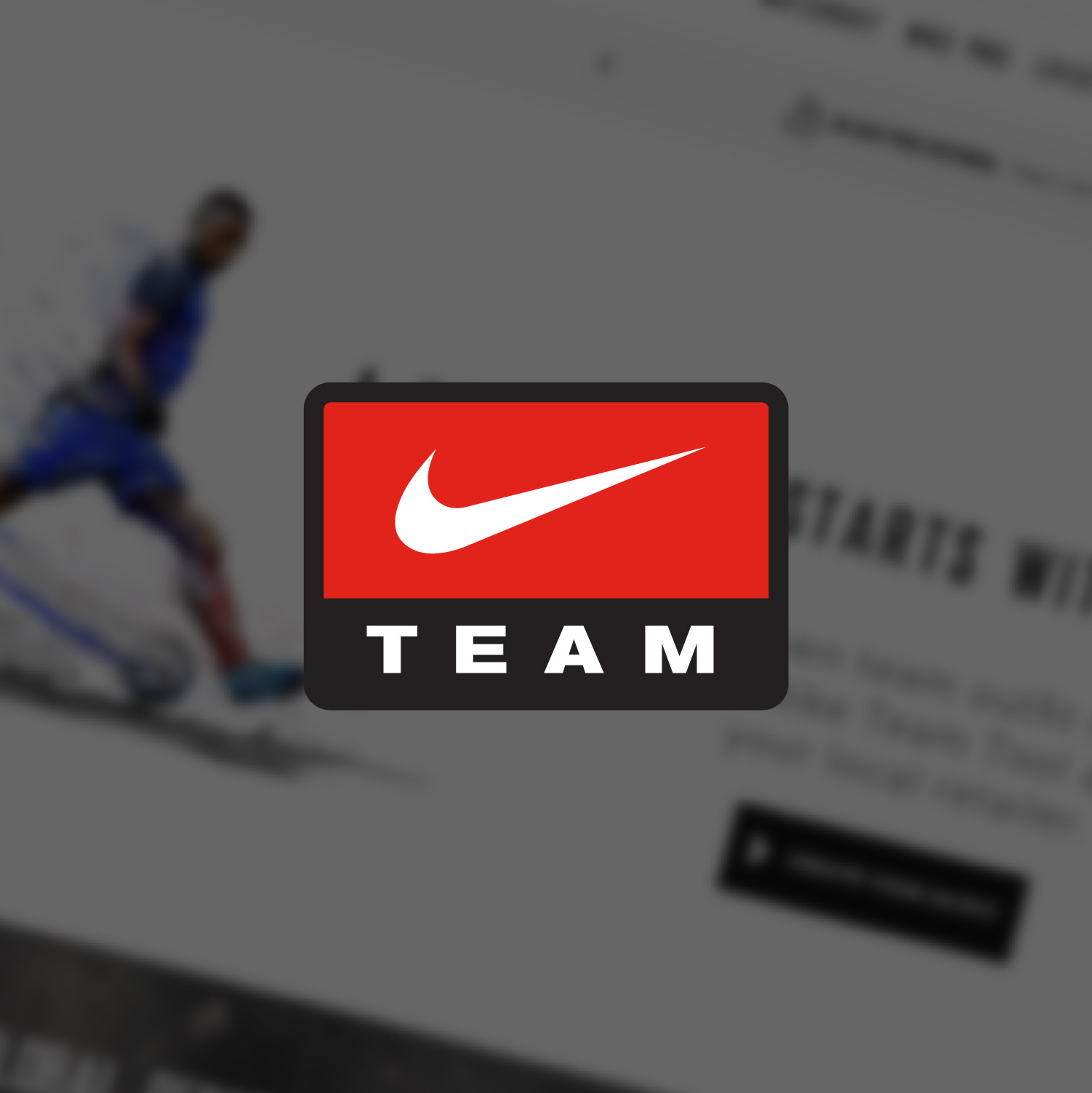 Nike Team – Kit Creator