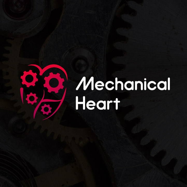 Mechanical Heart | Game Company Logo